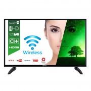 Televizor LED Smart Horizon X-TEND 43HL7330F, 109 cm, FHD, 100Hz, Negru