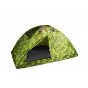 Pacific Play Tents HQ Twin Bed Tent Camouflage