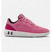 Under Armour Primary School UA Ripple 2.0 NM Sportstyle Shoes Pink 5