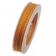 Szalag Stichband textil 5mmx10m narancs