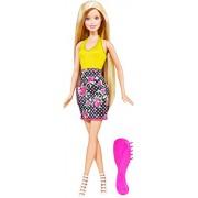 Mattel Barbie Long Hair Doll, Blonde