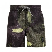 costume da bagno per bambini (pantaloncini) PROTEST - Rubbin TD - Vero Nero - 290
