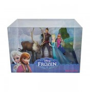 Set Frozen Deluxe