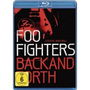 Foo Fighters Back and forth Blu-ray st.