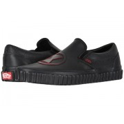 Vans Classic Slip-On X Marvel Collab (Marvel) Black WidowBlack