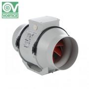 Ventilator axial de tubulatura Vortice LINEO 200Q V0 T, debit 1060 mc/h
