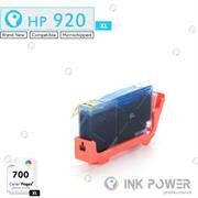 Inkpower Generic for Hp No. 920XL Cyan Inkjet