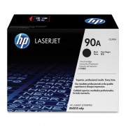 Hp 90a Black Laserjet Toner Cartridge Ce390a