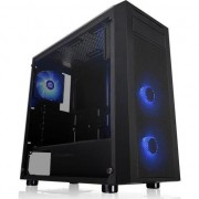 Carcasa desktop thermaltake Versa J22 Tempered Glass RGB Edition (CA-1L5-00M1WN-01)