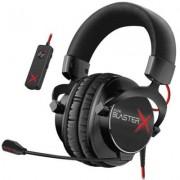Creative Słuchawki Sound BlasterX H7 Tournament Edition Czarny