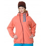 giacca donna invernale -snb- Horsefeathers - Mira - CORAL