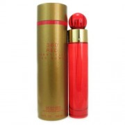 Perry Ellis 360 Red por para mujer EDP Spray, 3.4 onzas (Paquete de 2)