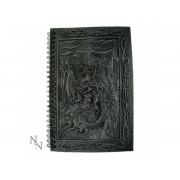 Dragons Kingdom napló (dombornyomott)