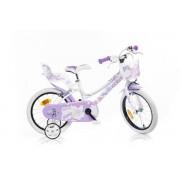 """Bicicleta copii DINO BIKES 166RSN, Roti 16"""", Fairy"""