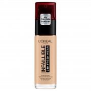 L'Oréal Paris Infallible 24hr Freshwear Liquid Foundation (Various Shades) - 125 Natural Rose