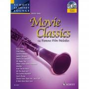 Schott Music Movie Classics - Klarinette Juchem, Buch/CD