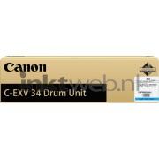 Canon C-EXV34 - cyaan