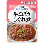 ≪キューピー≫牛ごぼうしぐれ煮