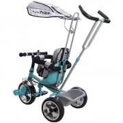 Tricicleta Super Trike - Sun Baby - Turcoaz