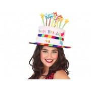 Palarie Happy Birthday colorata