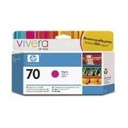 HP 70 Magenta Ink Cartridge, 130-ml (C9453A)
