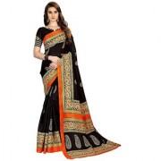 Indian Style Sarees New Arrivals Latest Women's Multi Bhagalpuri Art Silk Printed Partywear Designer Saree With Blouse
