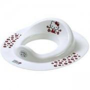 Детска седалка за тоалетна чиния - HELLO KITTY, MALTEX, 5903067014650