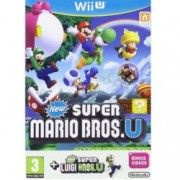 New Super Mario Bros. + New Super Luigi Bros, за Wii U
