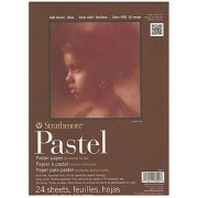 Strathmore 400 Series Pastel Pads (9 In. X 12 In.) 2 Pcs Sku# 1835297 Ma