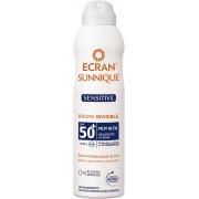 Ecran Spray Bruma Invisível Sensitive SPF50 Ecran 250 ml