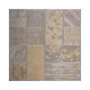 Gresie exterior portelanata Ferrara Beige 33x33 cm