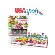 Ajedrez de lujo mario bros nintendo Usaopoly ajedrez edicion de coleccion super mario bros