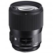 Sigma 135mm f 1.8 DG HSM Art SLR Telephoto Lens per Nikon Nero