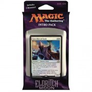 Magic the Gathering: MTG Eldritch Moon: Intro Pack / Theme Deck: Unlikely Alliances (includes 2 Booster Packs & Alternate Art Premium Rare Promo) White / Black - Sanctifier of Souls