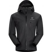 Arc'teryx M's Alpha SL Jacket Black 2017 Regnjackor