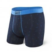 SAXX Vibe Navy Arrow férfi boxeralsó
