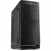 Carcasa Inter-Tech IT-5916 Black