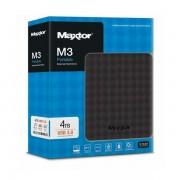 Maxtor M3 4TB, USB3.0, black SGT-STSHX-M401TCBM
