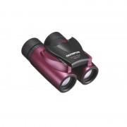 Olympus 8x21 RC II Slim binoculars, magenta, incl. case