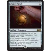 Avarice Amulet x2