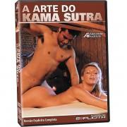 Dvd A Arte Do Kama Sutra Loving Sex