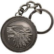 Noble Collection Game of Thrones - Metal Keychain Stark Shield