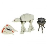 Jucarie Star Wars The Empire Strikes Back Micro Machines 3-Pack Battle Of Hoth