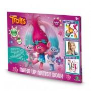 Giochi Preziosi Trolls - Make Up artist Book
