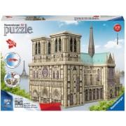 Puzzle 3D Notre Dame, 324 Piese Ravensburger