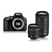 Nikon Aparat NIKON D5600 + Obiektyw AF-P 18-55 VR + AF-P 70-300 ED VR