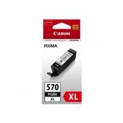 Canon Cartucho de tinta Original CANON PGI 570 XL Alta Capacidad PGBK para PIXMA TS5051, TS5053, TS5055, TS6050, TS6051, TS6052, TS8051, TS8052, TS9050,...