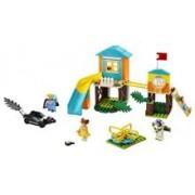 Lego Aventura Lui Buzz Åÿi Bo Peep Pe Terenul De Joacäƒ