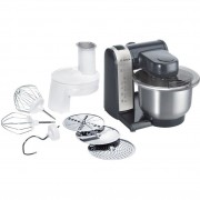 Bosch MUM48A1 - Kitchen Machine Anthracite / Silver