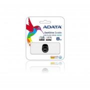 Memoria Flash USB Adata UD310 (AUD310-8G-RBK) 8 GB-Negro